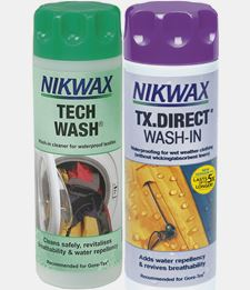 NIKVAX Duo Tech Wash / TX Direct 300ml