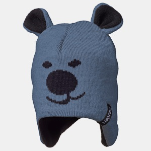 ISBJÖRN Knitted Cap with ears