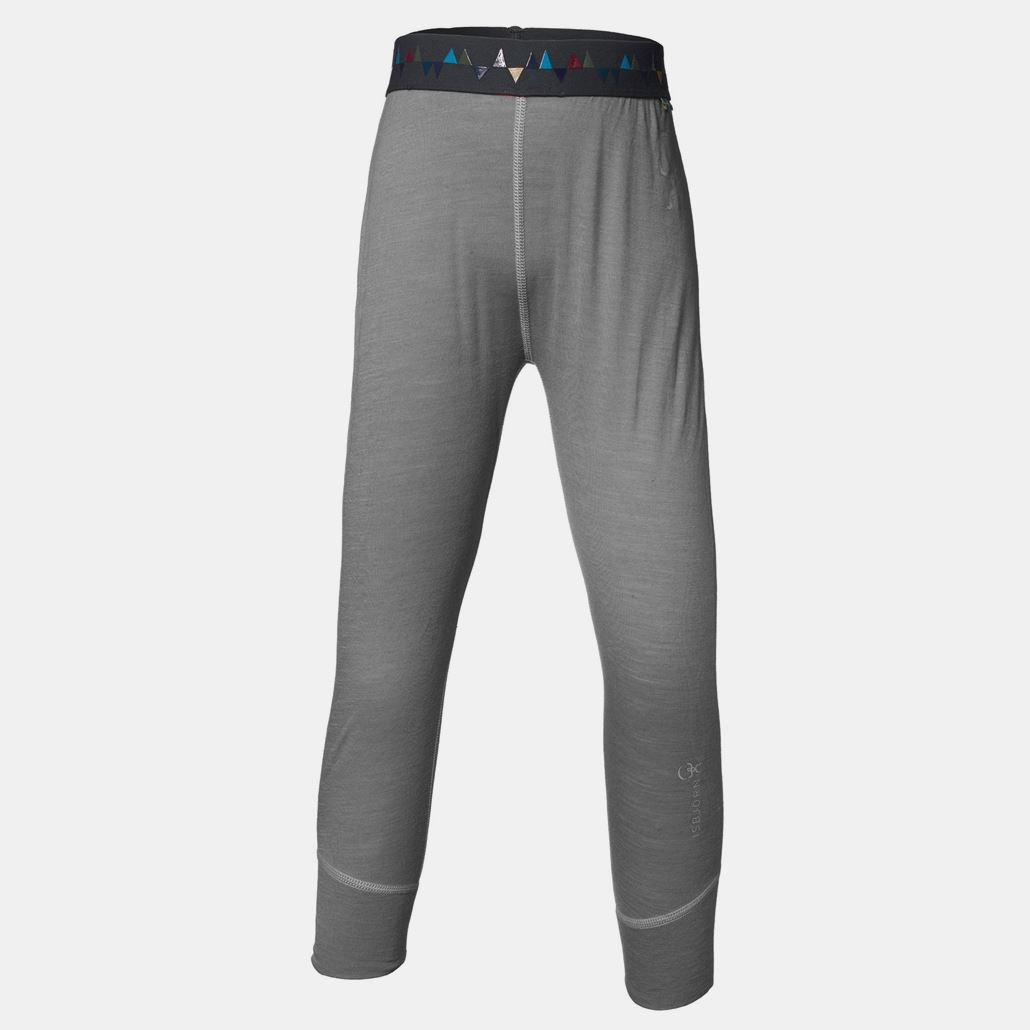 ISBJÖRN HUSKY Base Layer Longjohn Kids